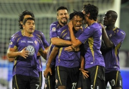 Fiorentina insegue il 3° posto